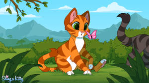 Sling a Kitty Released! by Kamirah