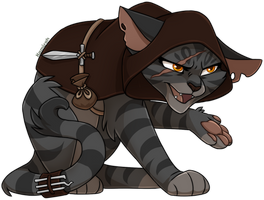 Castle Cats :: The Whiskers by Kamirah