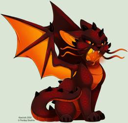 Castle Cats :: Nyadra by Kamirah