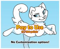 P2U Cat 2019 :: No customizations