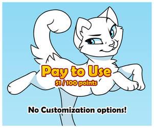 P2U Cat 2019 :: No customizations by Kamirah