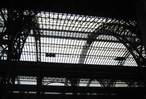 leipzig: main station by harryak
