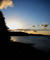 Great Sight into Sun by harryak