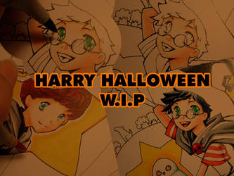 WIP: Harry Halloween by zeldacw