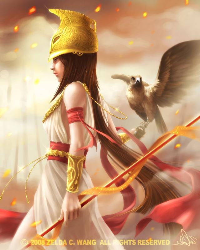 MYth: Goddess of War FULLIMAGE by zeldacw