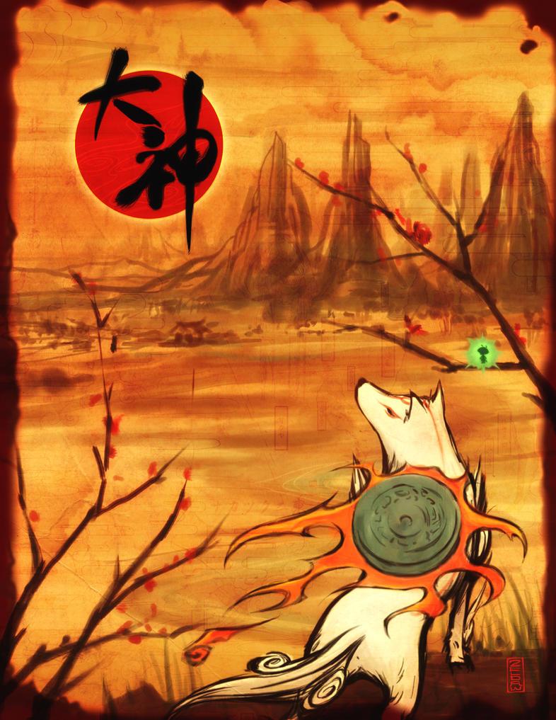 Okami: the journey by zeldacw