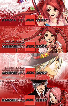 AX Banner Collection 2007