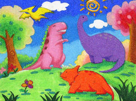 Fruitti Dino by zeldacw