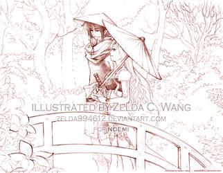 A Walk in the Rain by zeldacw