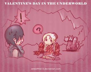 Valentine's Day in Underworld by zeldacw
