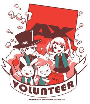 AX volunteer 2007