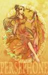 MYth character: Persephone