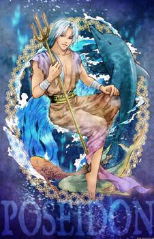 MYth Character: Poseidon