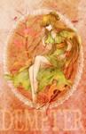 MYth character: Demeter
