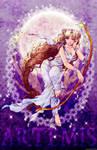 MYth character: Artemis