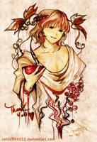 MYth: Dionysus by zeldacw