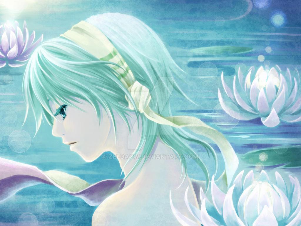 MYth Flowers: Delphin by zeldacw