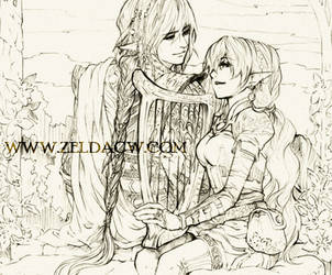 Fydris x Emma by zeldacw