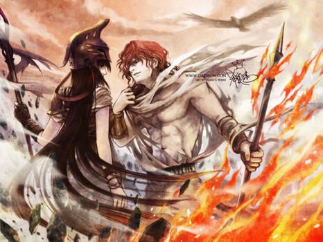 Athena x Ares