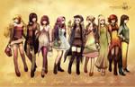 MFX Goddesses