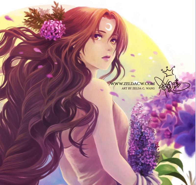 MYth CC2013: Artemis by zeldacw on DeviantArt