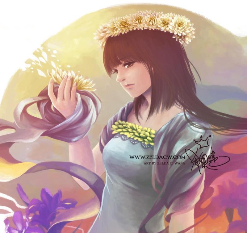 MYth CC2013: Athena by zeldacw