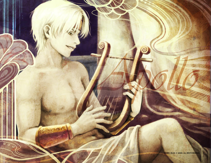 MYth Grace: Apollo by zeldacw