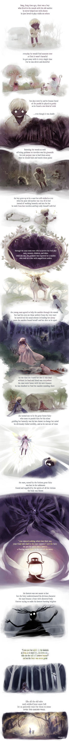From a boy to the Beast by zeldacw
