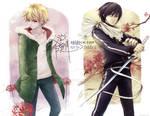 Noragami: Yato x Yukine