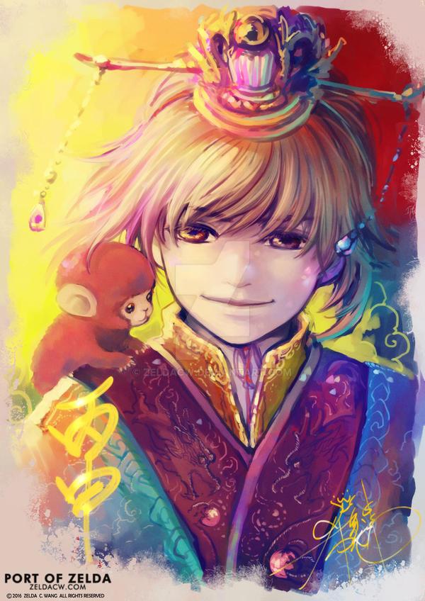 Lunar New Year 2016 by zeldacw