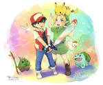Pokemon x Legend of Zelda
