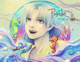 MYth 2017 - Poseidon by zeldacw