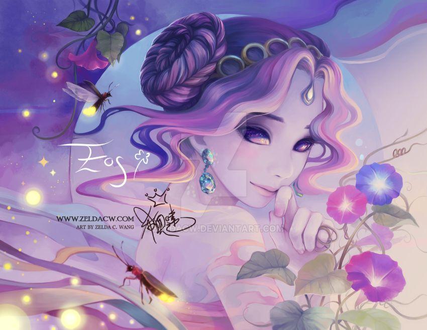 MYth 2017: Eos by zeldacw