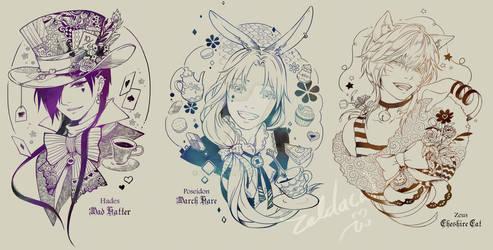 MYth in Wonderland
