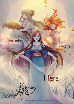 MYth: Sisters