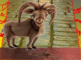 I'm a goat by folksyL