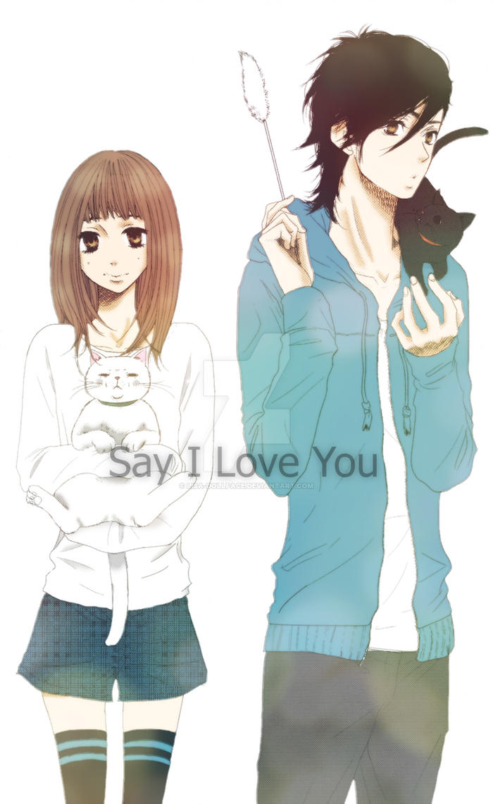 Say i love you meow edition by lisa dollface on deviantart - Yamato render ...