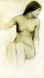 nude study by bohemian-sam