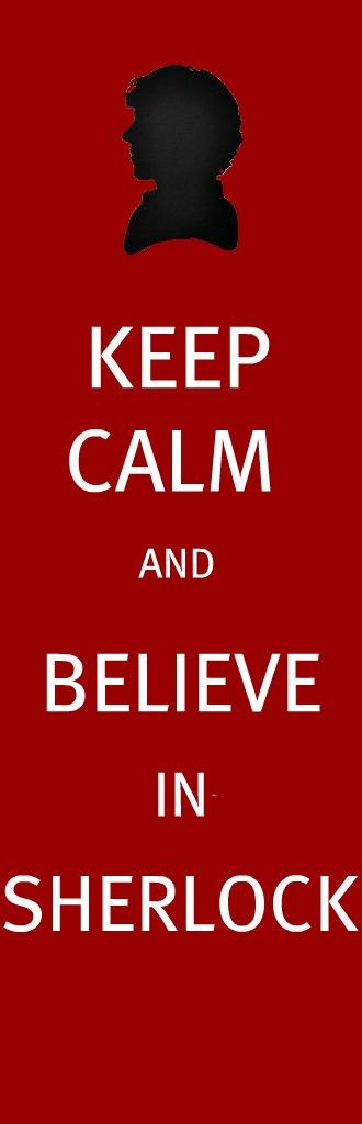 I believe in SH