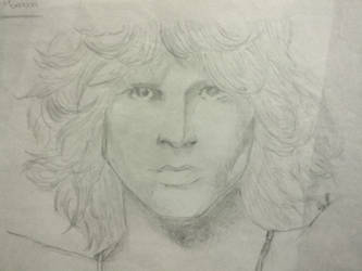 Jim Morrison by bohemian-sam