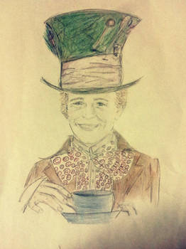 Jane the mad-hatter