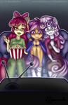 SaddleDay Nights - CMC by BumbleBun