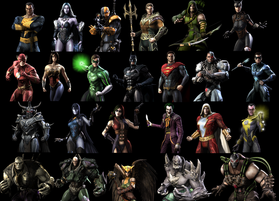 Injustice gods among us character wallpaper by watchemagoo on injustice gods among us character wallpaper by watchemagoo voltagebd Image collections