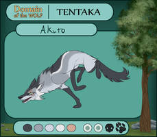 [DotW] Akuto   Tentaka   Heika by Fireshrike