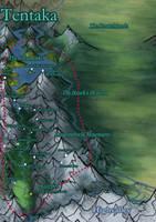 Tentaka Landmarks by Fireshrike