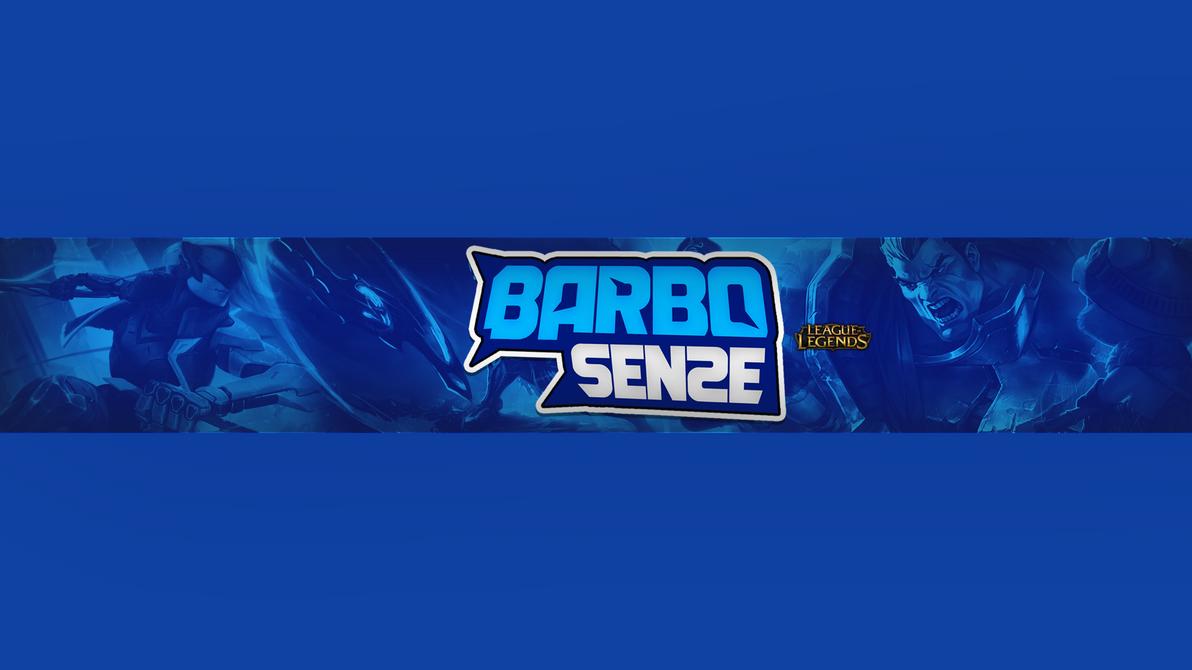 Banner Lol BarboSense by LuckBra