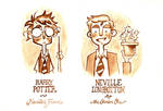 Neville Longbottom, Chosen One