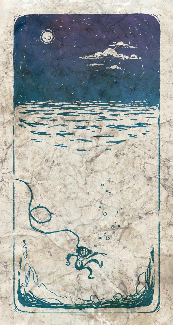 IF: Ocean by hooraylorraine