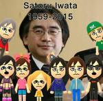 Miitomo: Q.D.E.P Satoru Iwata