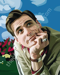 Jim Carrey by theclartis